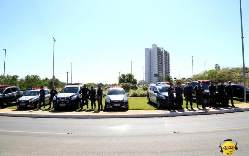 Integração das forças de segurança elevou à repressão ao tráfico de drogas no Estado.