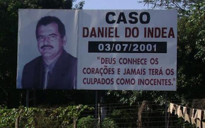 Caso Daniel do Indea