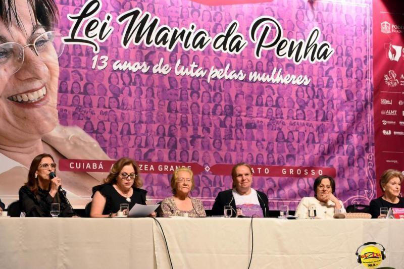 Colóquio Lei Maria da Penha - 13 anos de luta pelas mulheres