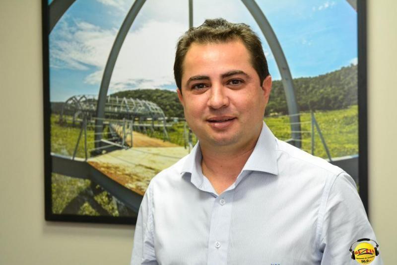 Wener Kesley dos Santos assume presidência da MT PAR.